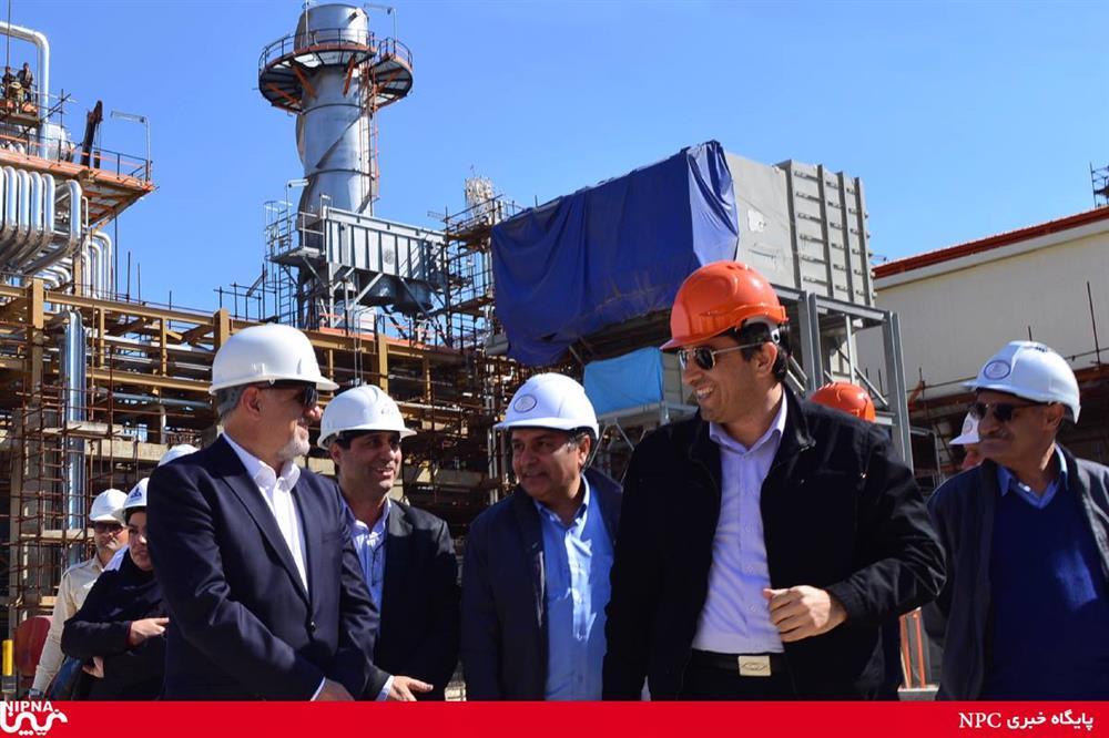 بیدبلند مگا پروژه مهم صنعت نفت و گاز کشور است